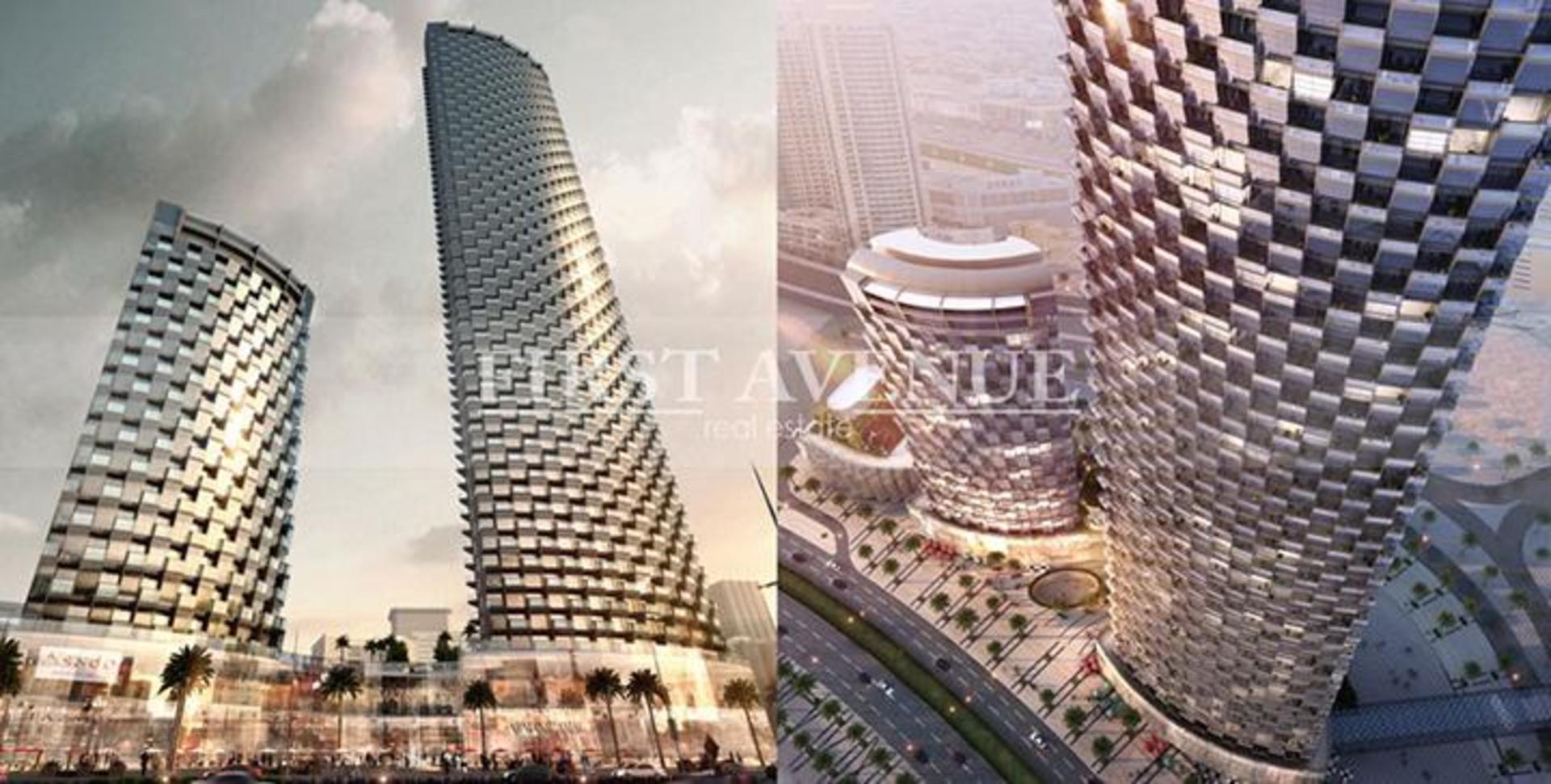 2 Bedrooms – Burj Vista Tower 2, Downtown