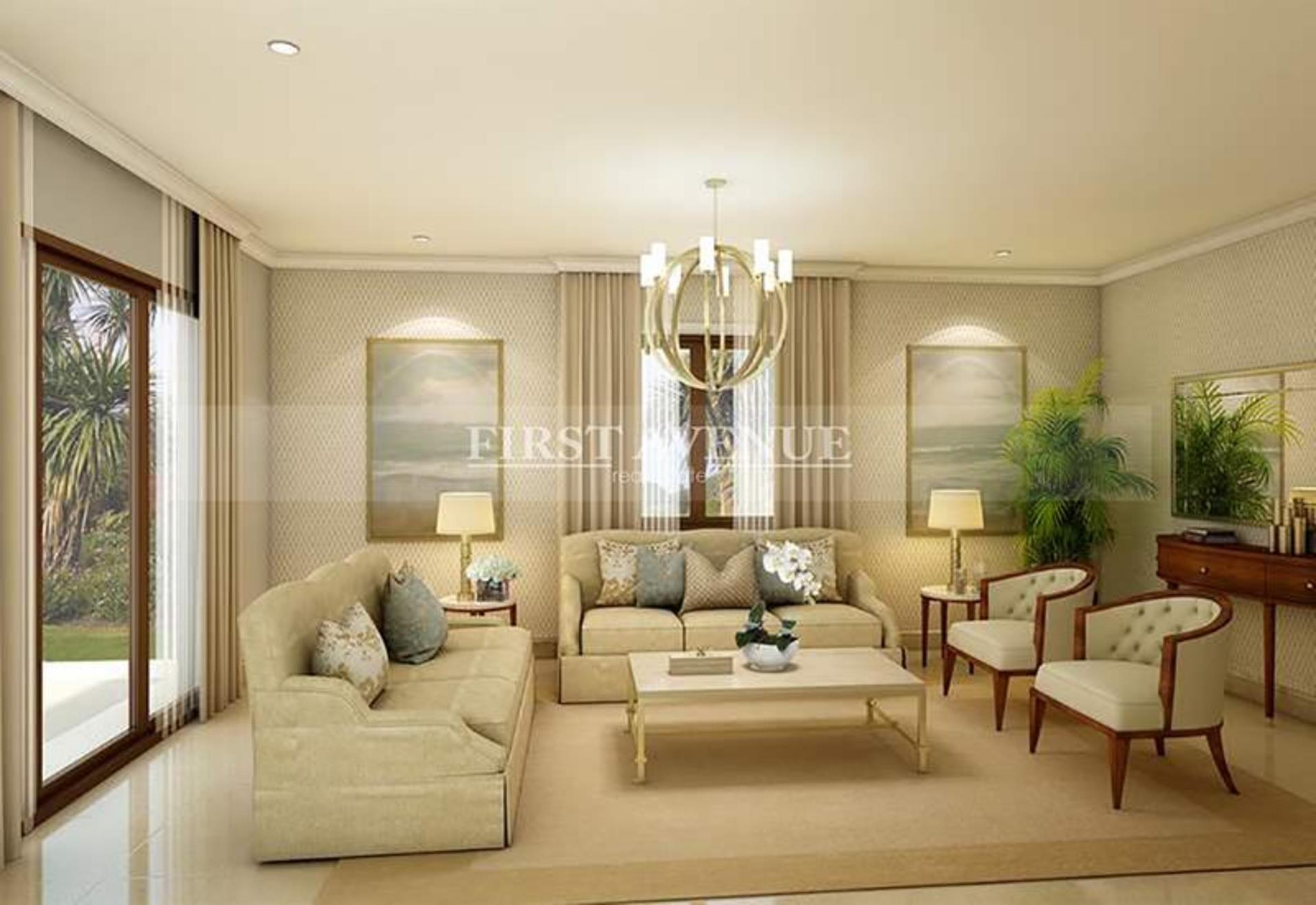 READY SOON 3 Bedrooms + Maids, Lila Villa Arabian Ranches TYPE 1