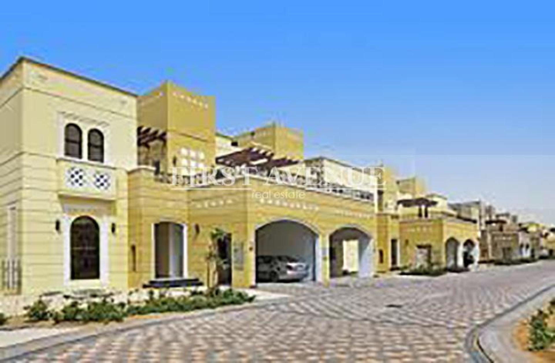 3 BR + Maids + Garden – MUDON PHASE 2, DUBAI Independent Villa