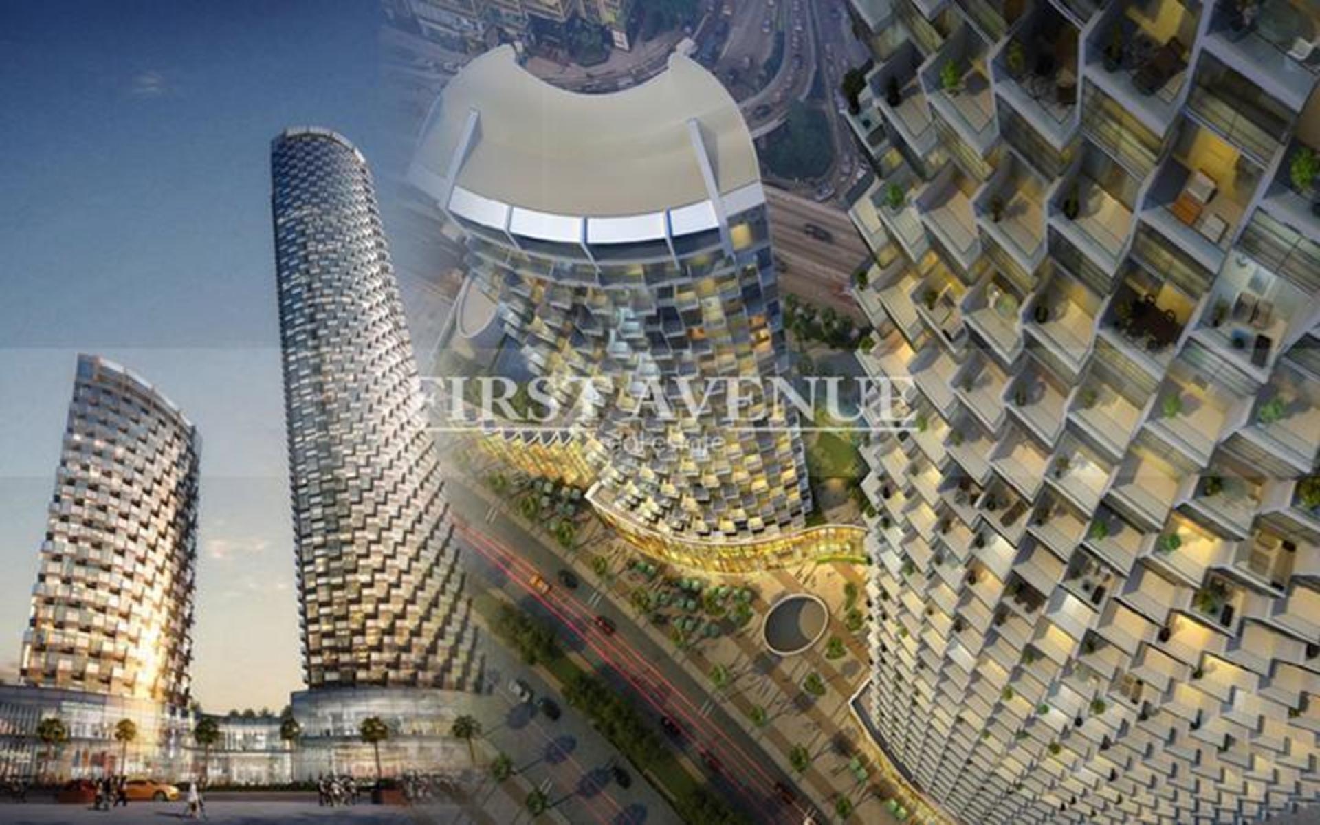 BEST PRICE-1 BR with balcony @ Burj Vista, Downtown Sea View